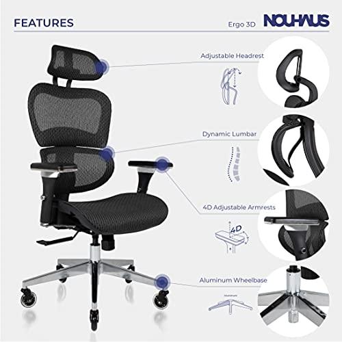 Nouhaus Ergo Ergonomic Office Chair