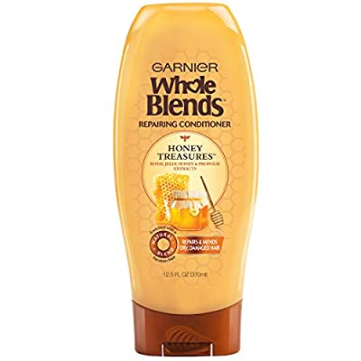 Garnier Hair Care Whole Blends Honey Treasures Repairing Shampoo & Conditioner