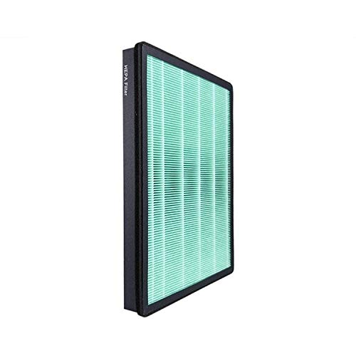 NIHAOA Luftbefeuchter Filter for Coway AP-1009 1008, Luftreiniger Ersatz HEPA + Carbon-Faser-Filterelement