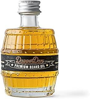 Beard Oil by Dapper Dan, Softens and Nourishes The Beard and Skin 50ml