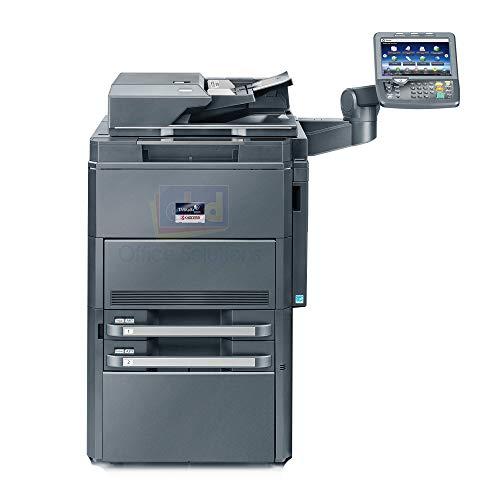 Purchase Kyocera TaskAlfa 8001i Monochrome Laser Multifunction Printer - 80ppm, Copy, Print, Color S...