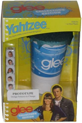 Glee Yahtzee Collectors Edition by USAopoly