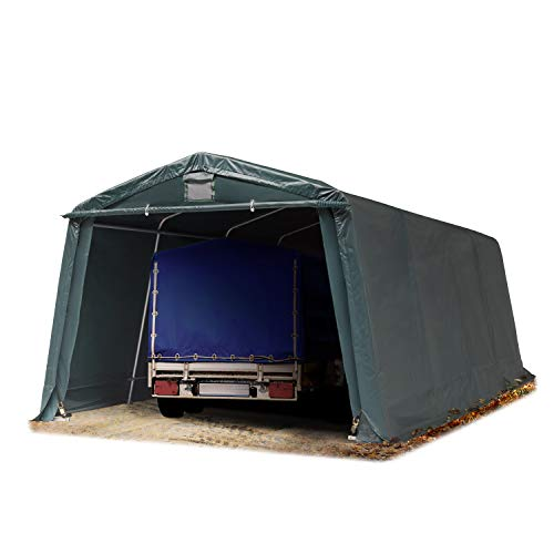 Toolport 6 x 3.3m Heavy Duty Portable Garage