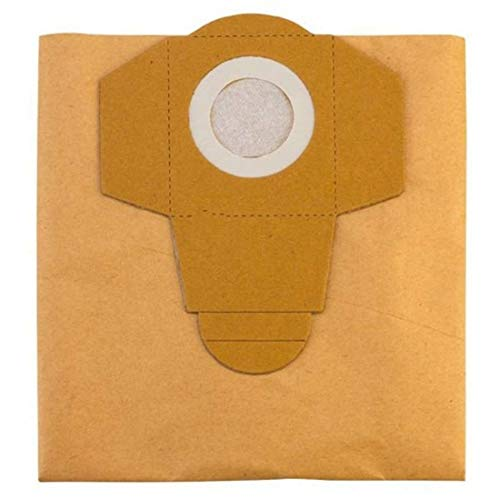 5 Bolsas (30L) alto rendimiento SpareHome® compatible con aspiradores Einhell - 23.511.70