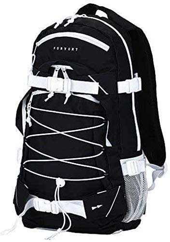 FORVERT Ice Louis Backpack schwarz/Black