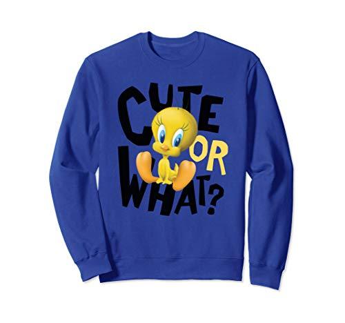 Looney Tunes Tweety Cute or What Sweatshirt