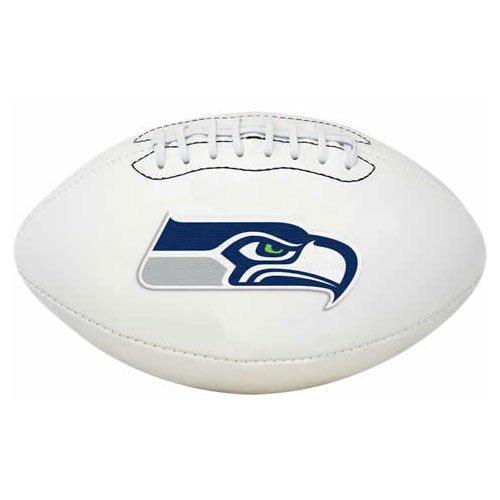 NFL Signature Series Full Regulation-Size Football, Seattle Seahawks