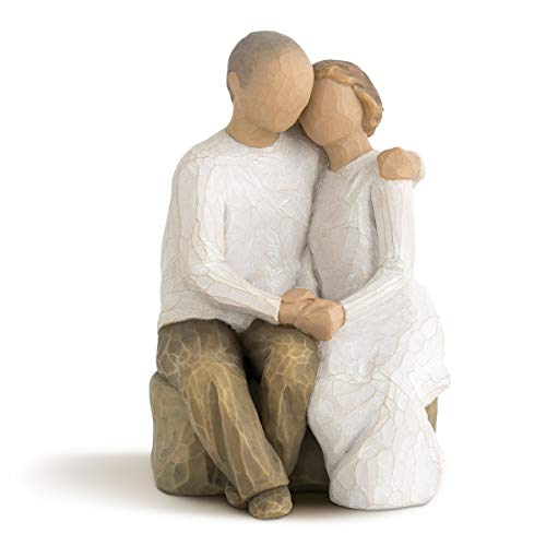Willow Tree 26184 Figur Jahrestag, 7,6 x 3,8 x 15,2 cm