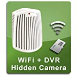 PalmVID WiFi Odor Eliminator Hidden Camera Spy Camera with Live Video Viewing