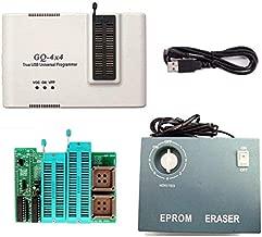 PRG-113 True USB Willem GQ Brand GQ-4X V4 (GQ-4X4) USB Universal 40 pin Programmer + UV EPROM Eraser + 16 bit EPROM Adapter 28F102 27C400 27C800 27C160 27C322 27C1024 27C2048 27C4096 27c4002 M27C322