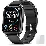 Reloj Inteligente Hombre 1.69''Smartwatch con Pulsómetro...