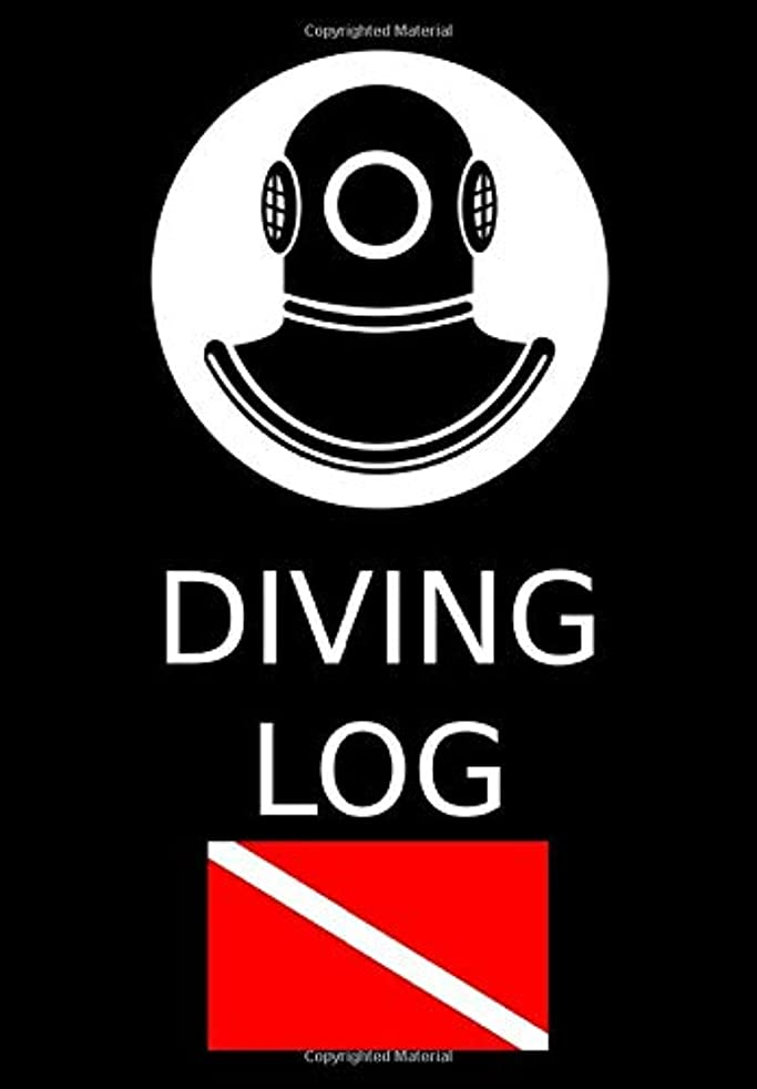 Diving Log: Divers Book for Scuba Diving 110 Pages To Log Your Dives For Amateurs to Professionals
