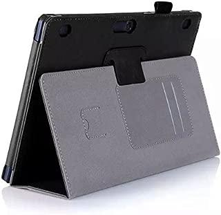 Smart Cover para Lenovo Tab 2 A10-70F 10.1 Pulgadas Caso Caja Case Slim Flip (Negro) NUEVO
