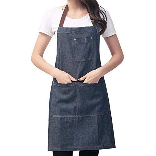 YLCJ Mooie cowboy ketting vest overalls Koreaanse versie van uw huis