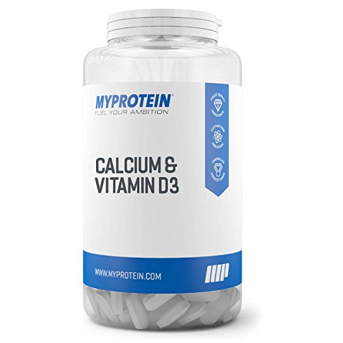 Myprotein Calcium & Vitamin D3Supplement–180Tablets