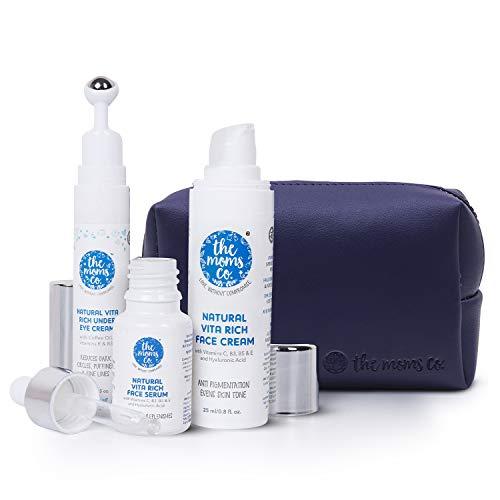 The Moms Co. 24 Hour Skincare Starter Kit, 50 ml
