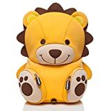 Pandana® Kinderrucksack Lenny Löwe mit Brustgurt für Jungen und Mädchen