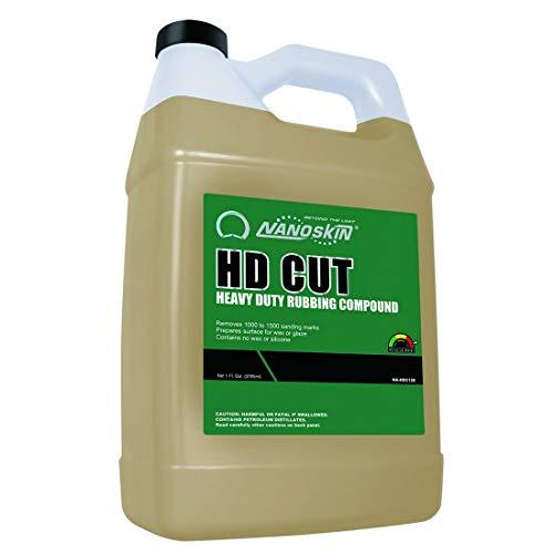 HD CUT Heavy Duty Rubbing Compound [NA-HDC128], 1 Gallons