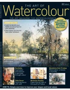 The Art Of Watercolor Magazine Issue 39 [Single Issue Magazine] The Art Of Watercolor Magazine [Single Issue Magazine] The Art of Watercolor Magazine