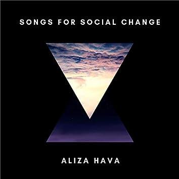 Songs for Social Change