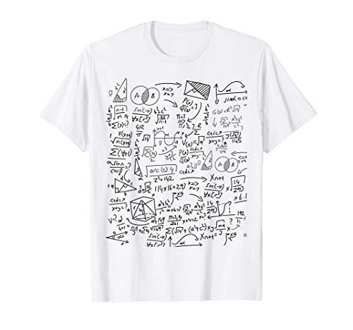 Regalo divertido del profesor de matemáticas Álgebra Camiseta