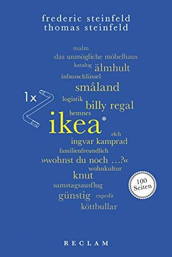 Ikea. 100 Seiten (Reclam 100 Seiten)