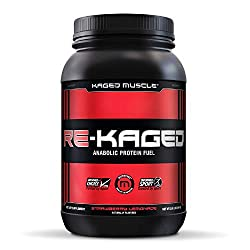 Kaged Muscle Post Workout Whey Protein Powder