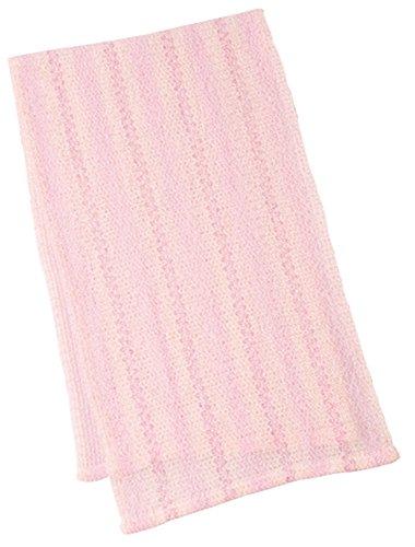 マーナ ウォーターカラー メレンゲの泡たっぷりボディタオル ピンク B443P(1枚入)