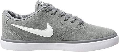 Nike SB Check Solar, Zapatillas para Hombre, Gris (Cool Grey/White), 43 EU
