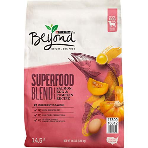 Purina Beyond Natural Dry Dog Food, Superfood Blend Salmon, Egg &...