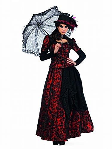 Limit Roxaria Fantaisie Gothique Rouge Taille XL
