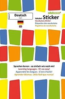 Best german language stickers Reviews