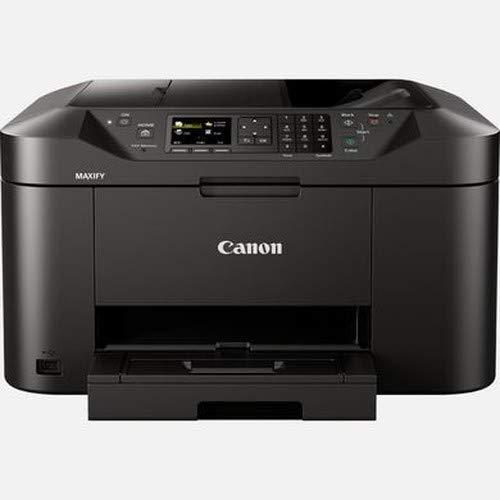 Canon MAXIFY MB2150 Inyección de Tinta 19 ppm 600 x 1200 dpi A4 WiFi - Impresora multifunción (Inyección de Tinta, Impresión a Color, 600 x 1200 dpi, 250 Hojas, A4, Negro)