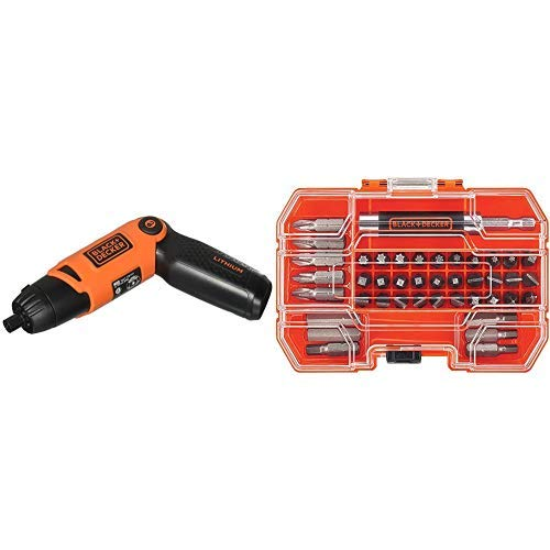 BLACK+DECKER Li2000 3.6-Volt 3 Position Electric Screwdriver BDA42SD