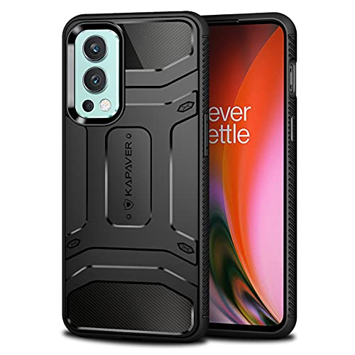 KAPAVER® Rugged Back Cover Case for OnePlus Nord 2 5G
