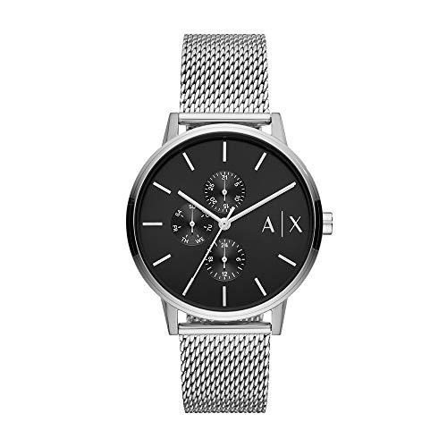 Listado de Reloj Armani Exchange Negro al mejor precio. 5