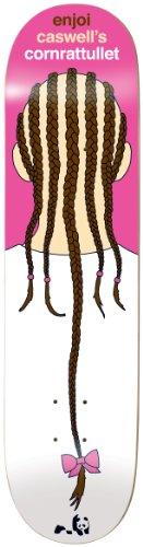 Enjoi Caswell Berry cornrattullet Deck Rosa–8'