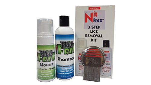Nit Free Professional Natural Lice-Fighting Kit