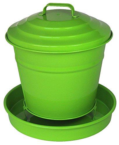 Trémie à graines 6 litres Vert