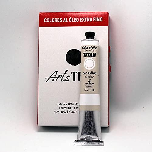 ÓLEO BLANCO TITAN Extrafino 10 - 60ml. Nº 4
