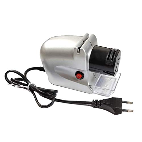 LOVIVER El Cuchillo combina el Afilado eléctrico para afilar Cuchillos Rectos y...