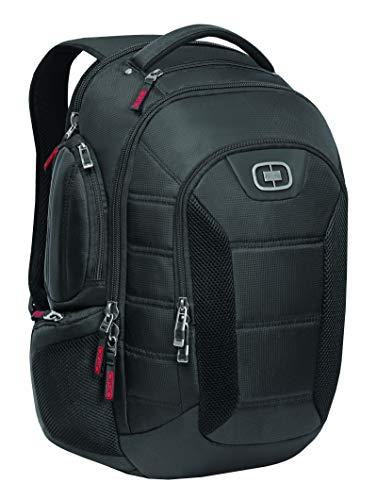 OGIO Bandit 17 Inch Laptop Backpack, Black