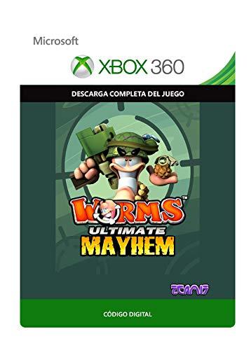 Worms Ultimate Mayhem Standard | Xbox 360 - Código de descarga