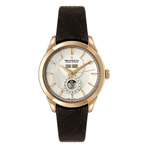 Dreyfuss and Co DGS00070-06 Reloj de Hombres