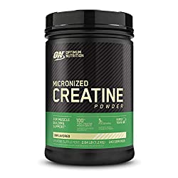 Optimum Nutrition (ON) Micronized Creatine Powder Reviews