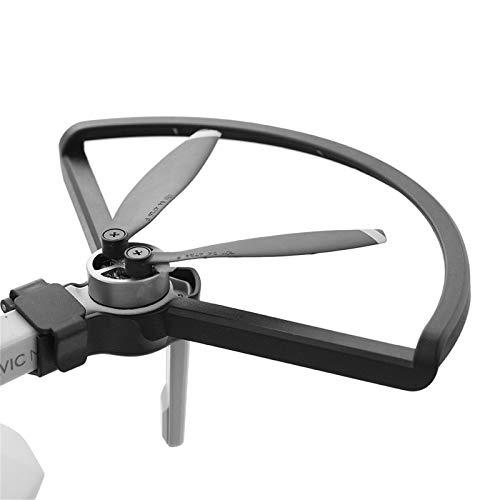 DJFEI Propeller Schutz Schutz Paddel Propeller Schutz Kreis für DJI Mini 2 Drone, 4Pcs Propeller Guard für DJI Mini 2, Quick Release Props Blades Schutz (Schwarz) (Schwarz)