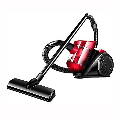 Qianglin Vacuumas de Mano Limpiador de Vidrio de Bote sin Bolsa para alfombras y Pecho Duro Peso Ultra Ligero Filtración HEPA Tecnología ciclónica 1200W