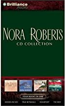 Nora Roberts CD Collection: Hidden Riches/True Betrayals/Homeport/The Reef (CD-Audio) - Common