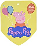 amscan Peppa Pig Sticker Book   Party Favor   1 ct. - 350 Stickers