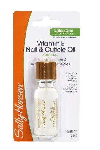 Sally Hansen Vitamin E Nail & Cuticle Oil 13 ml